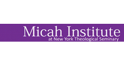 The New York Theology Seminary Micah Institute